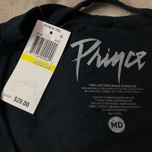 Prince Tops - PRINCE PURPLE RAIN TOUR⭐️